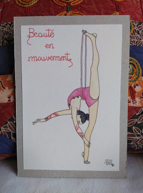Beauté en mouvement